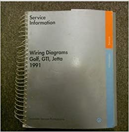 1991 VW Golf GTI Jetta Service Information Wiring Diagram ... Jetta Wiring Diagrams on galant wiring diagram, type 181 wiring diagram, jetta ignition key, celica wiring diagram, cooper wiring diagram, type 3 wiring diagram, legacy wiring diagram, vw wiring diagram, frontier wiring diagram, jetta firing order, 300m wiring diagram, yukon wiring diagram, avalon wiring diagram, fusion wiring diagram, forester wiring diagram, g6 wiring diagram, eurovan wiring diagram, matrix wiring diagram, impreza wiring diagram, es 350 wiring diagram,
