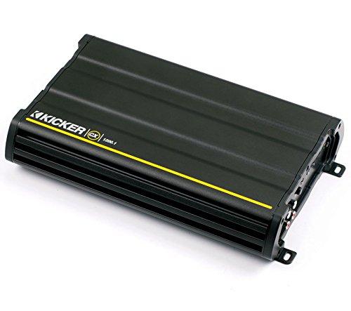 Kicker 12CX1200.1 Sub Amplifier CX1200.1 Amp 1200W (Certified Refurbished)