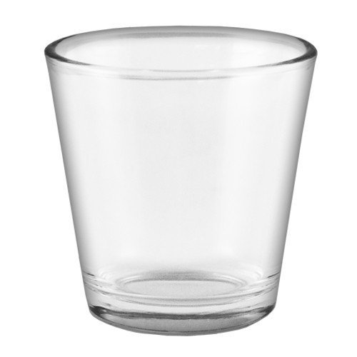 Shot Flared Glass Shooter (3.5 Ounce BarConic Flared Shooter Glass - Box of 12)