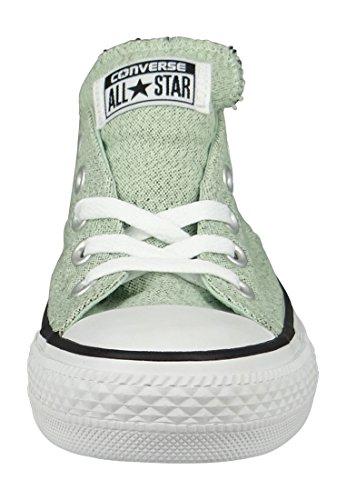 Converse Chuck 549702C CT AS Madison Mint Julep Negro Blanco, Converse Schuhe Damen Leiste 10A:36