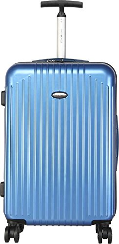 Swiss Eagle 28 Inch Blue Cabin Luggage   ABS PC005NY 28