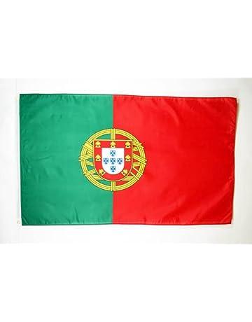Drapeau Portugais 60 x 90 cm Fourreau pour hampe AZ FLAG Drapeau Portugal 90x60cm