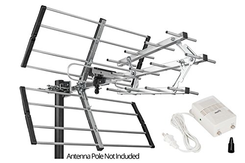 ViewTV Digital Amplified Outdoor Antenna