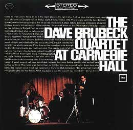 The Dave Brubeck Quartet At Carnegie Hall [2 Vinyl LP Set] [Stereo]