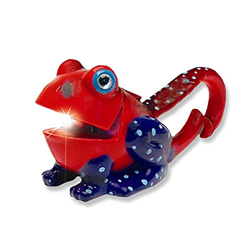 SUN COMPANY Frog LifeLight Red One Size