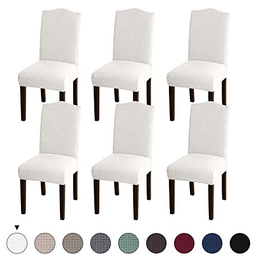 dining chair covers set of 6 - 5