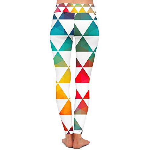 Queen of Cases - Legging de sport - Femme multicolore Multicoloured M