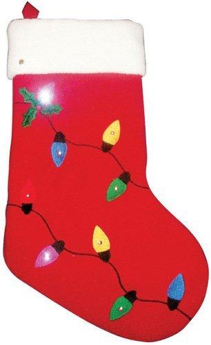 Stocking Christmas Lights