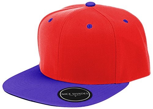 (L.O.G.A. Plain Adjustable Snapback Hats Caps (Many Colors).)