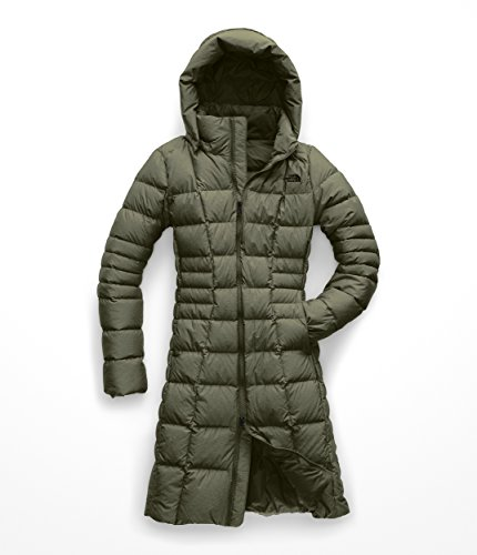 - The North Face Women's Metropolis Parka 2 - New Taupe Green - XS