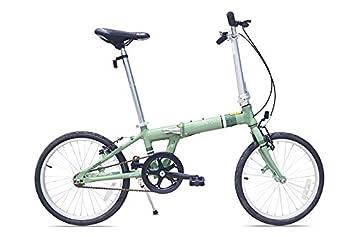 Allen deportes centro de aluminio 1 velocidad bicicleta plegable