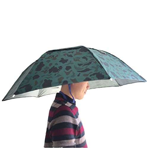 Luwint Diameter Gardening Umbrella Headwear