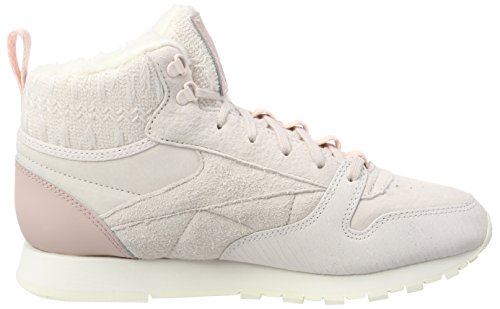 Chaussures Arctic Femme chalk Fitness Ash Pink Twist Violet Boot lilac Lthr peach De Cl shell Reebok gq0ExAIwZ