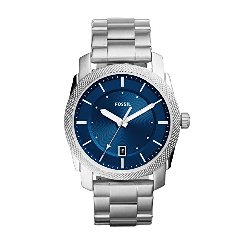 Fossil Men'S Machine Stainless