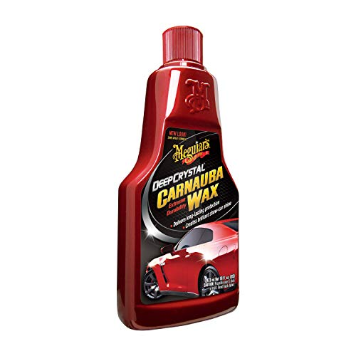 Meguiar's A2216 16 Ounce Carnauba Wax (Best Liquid Carnauba Wax)