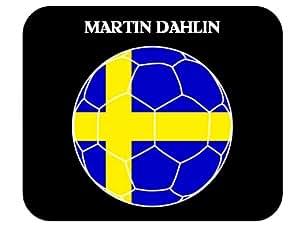 Martin dahlin sweden soccer mouse pad for Amazon sweden office