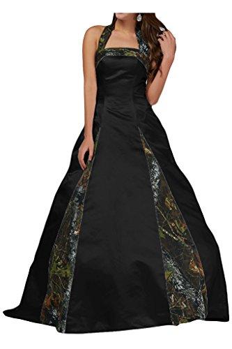formal camo dresses prom - 1