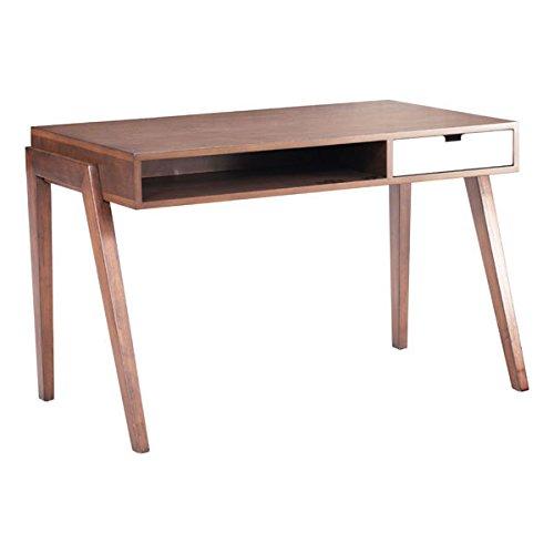 Modern Zuo Desk Modern (Zuo Linea Desk, Walnut)