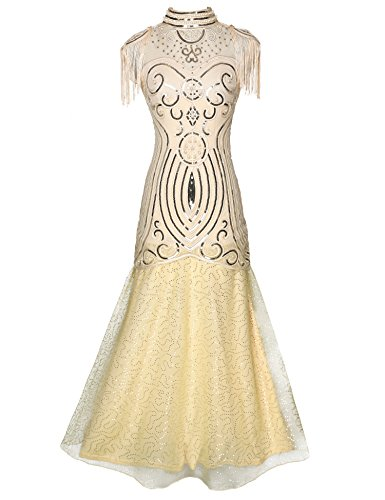 Sparkling Maxi Formal Dresses