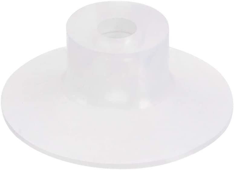uxcell Bellows Suction Cup,30mm Diameter x M5 Joint Silicone Vacuum Pneumatic Suction Cup