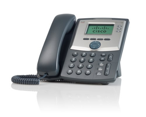 Cisco SPA303-G1 3 Line IP Phone with Display and PC Port by Cisco
