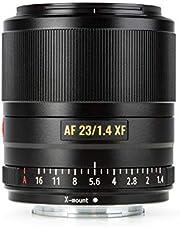 VILTROX 23mm f1.4 XF autofocus Prime lens APS-C compactobobjectief met groot diafragma voor Fujifilm X-Mount-camera X-T3 X-H1 X20 T30 X-T20 X-T100 X-Pro2