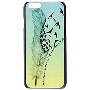 QJM iPhone 6 compatible Special Design/Novelty Back Cover