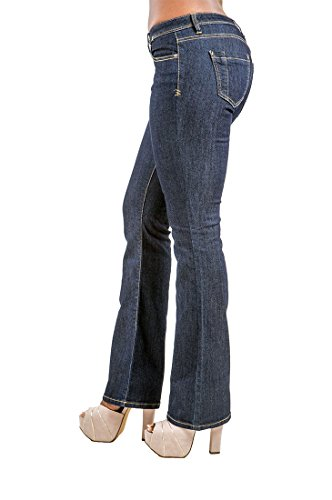Old Navy Curvy Jeans - Poetic Justice Tall Women's Curvy Fit Stretch Denim Basic Slim Skinny Bootcut Jeans Size 31T