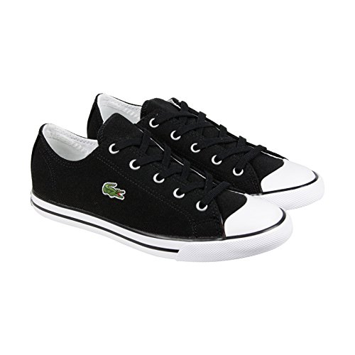 Lacoste Men's L27 Low-Top Sneaker,Black,10 M US