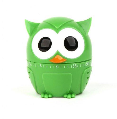 Owlet 60 Minute Kitchen Timer - Green