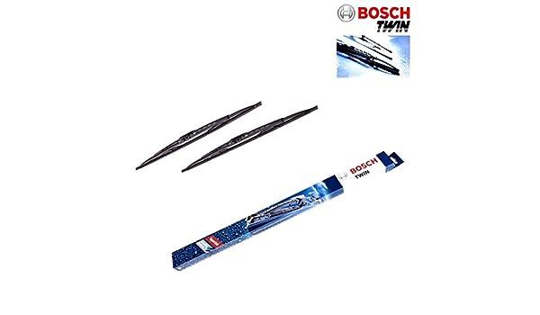 Bosch 611s Twin Discos Juego de limpiacristales para ...