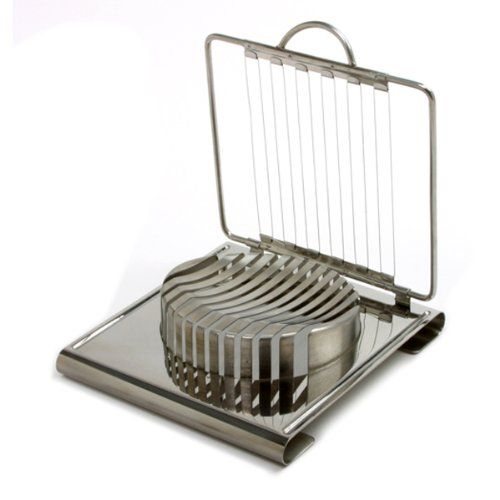 Norpro 18/10 Stainless Steel Soft Cheese Slicer