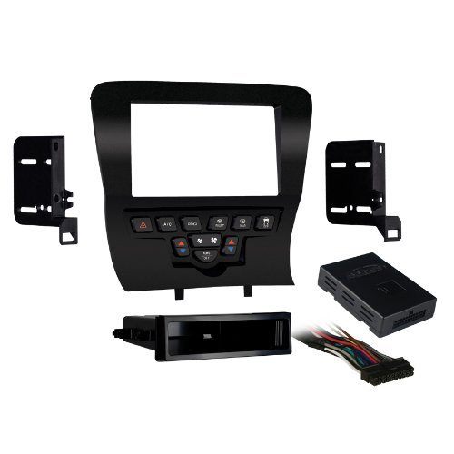 Metra 99-6514B Single/Double DIN Installation Kit for Select 2011-Up Dodge Charger Vehicles CustomerPackageType: Standard Packaging, Model: 99-6514B, Electronics & Accessories Store by Electronics World