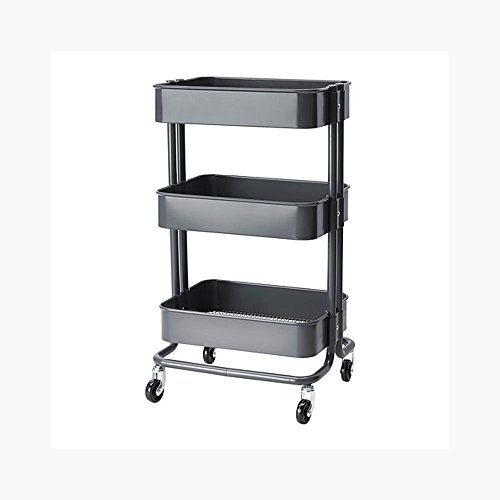 Ikea R Skog Kitchen Cart Gray Buy Online In Uae Kitchen Products In The Uae See Prices