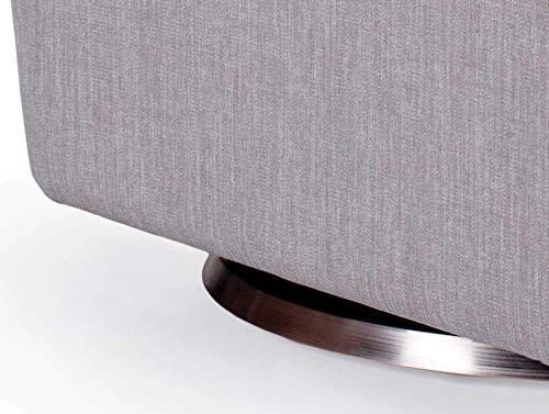 Amazon.com: Monte diseño tapizado moderno grano planeador ...