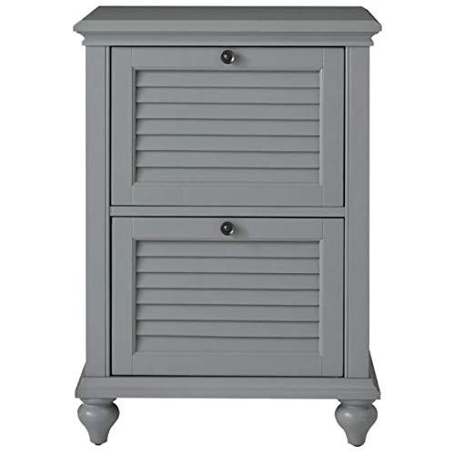 Home Decorators Collection Hamilton 2-Drawer Grey File Cabinet by Home Decorators Collection