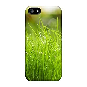 New Diy Design Fresh Grass For SamSung Galaxy S4 Mini Phone Case Cover Comfortable For Lovers And Friends For Christmas Gifts