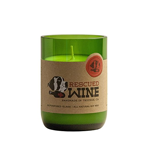 MERLOT - SOY CANDLE 11 OZ - 80 (Merlot Wine Scented Candles)