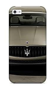 Hot New Cute Funny Maserati Ghibli 18 Case Cover/ Iphone 5c Case Cover 1240413K33707243