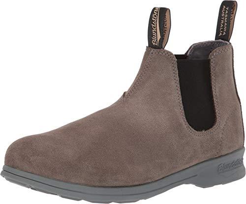 Blundstone Eva Suede Olive Boots (13 B(M) US Women / 12 D(M) US Men)