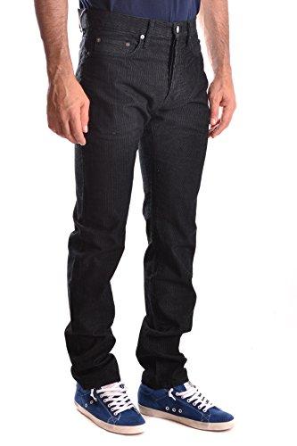Helmut Lang Homme MCBI146003O Noir Coton Jeans
