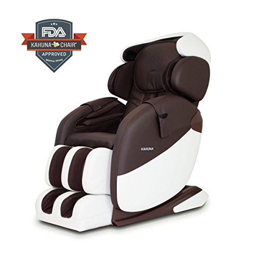 Kahuna Massage Chair LM-7000, Brown Ivory, Standard, 258...