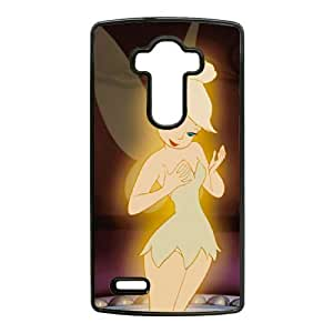 Designed With Tinerbell Pattern , Fit To LG G4