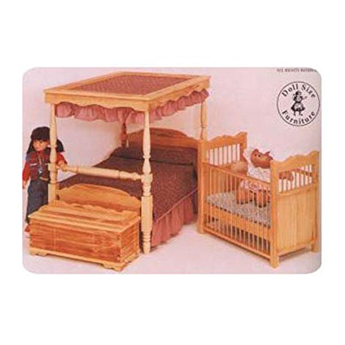 Doll Bed Plan - 3