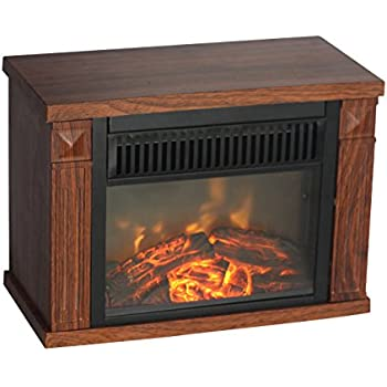 Amazon Com Comfort Glow Emf160 Mini Hearth Electric