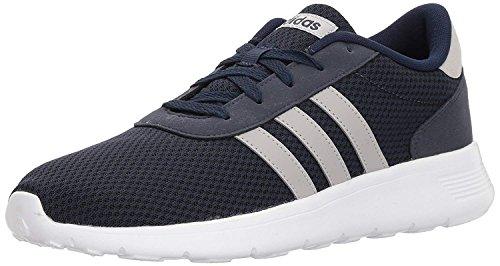 Adidas Golf Sandals - adidas Men's Lite Racer, Collegiate Navy/Grey Two/White, 9.5 M US