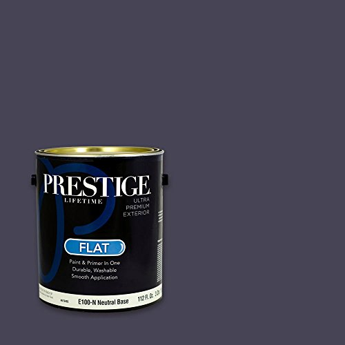 prestige-blues-and-purples-3-of-8-exterior-paint-and-primer-in-one-1-gallon-flat-black-lily