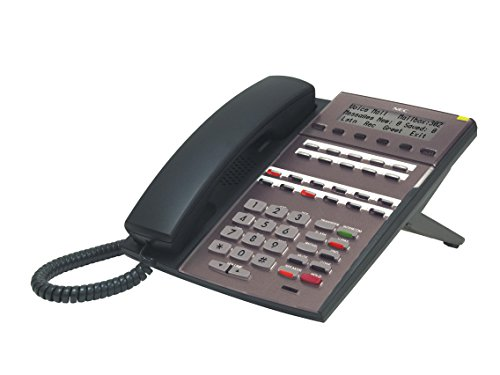 NEC 1090020 DSX 22-Button Display Telephone - Black (Renewed) ()