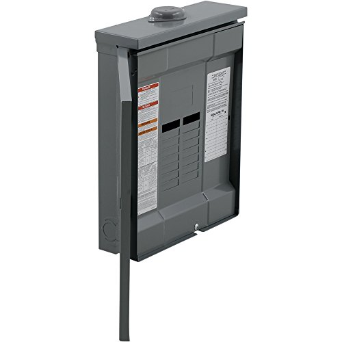 567b961b3126 Square D by Schneider Electric QO11224L125GRB QO 125 Amp 12-Space 24 ...