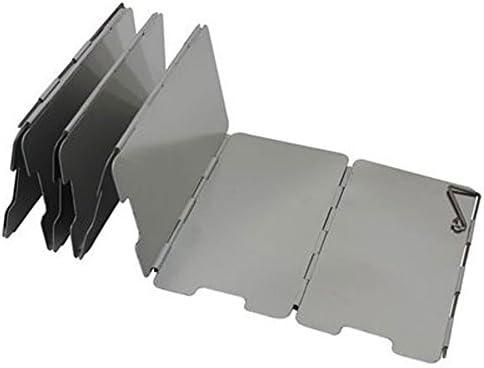 TENDUAGEN 9 placas de parabrisas plegable para camping cocina ...